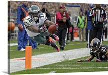 Eagles Steelers Football - Jeremy Maclin