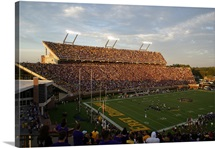 East Carolina Pictures Fans Pack it in for ECU vs. Wva