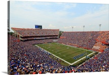 Florida: Ben Hill Griffin Stadium on Game Day