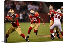 Frank Gore finds Running Room