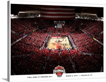 Freedom Hall Finale Louisville Basketball