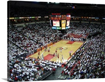 FSU Pictures All White at the Save Mart Center
