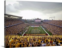 Golden Gopher Football at TCF Bank Stadium