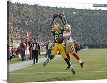 Green Bay Wide Receiver Jermichael Finley