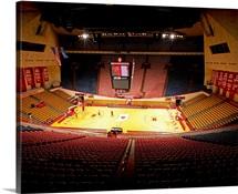 Indiana Hoosiers basketball stadium