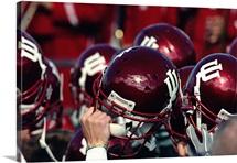 Indiana University Helmets