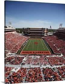 Iowa State Cyclones vs. Oklahoma State Cowboys at Boone Pickens Stadium