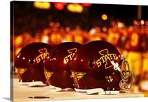 Iowa State Helmets