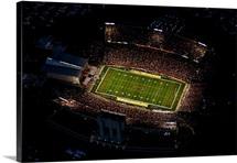 Iowa State: Jack Trice Stadium Aerial