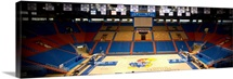 Kansas Jayhawks basketball stadium, Allen fieldhouse