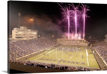 Kansas State Football in Bill Snyder Family Stadium