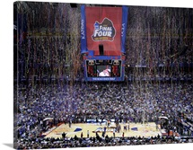 Kansas Wins the 2008 NCAA Basketball Championship