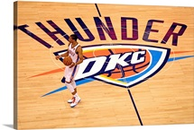 Kevin Durant, Oklahoma City Thunder