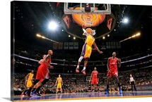Kobe Bryant, Staples Center