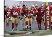 Lions 49ers Football