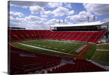 Louisville Photographs Cardinal Stadium