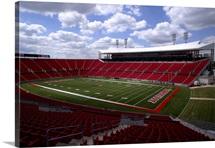 Louisville Photographs Cardinal Stadium