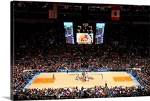 Madison Square Garden: Knicks vs Celtics