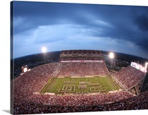 Memorial Stadium Norman, Oklahoma