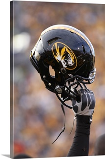 Mizzou Football Helmet