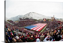 Montana: Washington-Grizzly Stadium