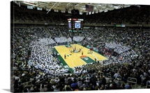 MSU Photographs Basketball Rivals