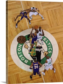 NBA Finals - Game 4 - June 10, 2010