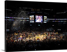 NBA Finals -June 17, 2010 - Lakers Win!