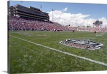 New Mexico Photographs View from University Stadium Field