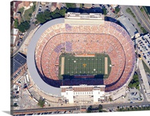 Neyland Stadium Aerial, 2008