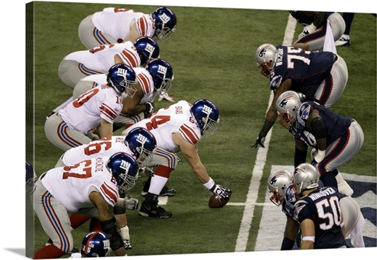 NFL Super Bowl XLVI football game Sunday, Feb. 5, 2012, in Indianapolis.