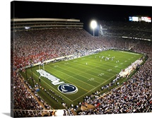 Night Game at Beaver Stadium