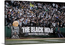 Oakland Raiders The Black Hole