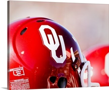 Oklahoma Helmet - There's Only One