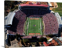 Ole Miss Photographs Vaught Hemingway Stadium