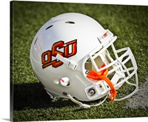 OSU Football Helmet