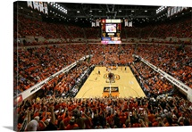 OSU Photographs OSU vs Oklahoma in Gallagher Iba Arena
