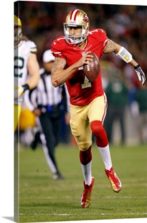 Packers 49ers Football - Colin Kaepernick