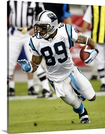 Panthers Wide Receiver Steve Smith