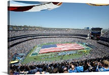 Qualcomm Stadium on 9/11/11