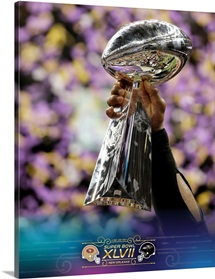 Ravens Super Bowl XLVII Commemorative Photo