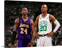 Ray Allen, Kobe Bryant