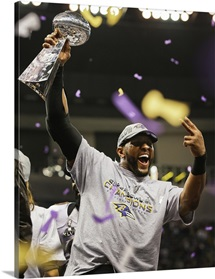 Ray Lewis - Superbowl XLVII
