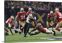 Ray Rice - Superbowl XLVII