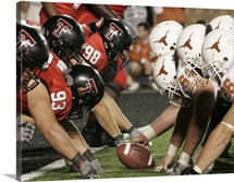 Red Raiders go Head to Head with the Longhorns