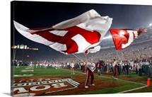 Roll Tide! Alabama Flags