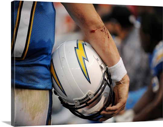 San Diego Chargers Pride