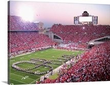 Script Ohio at Ohio Stadium
