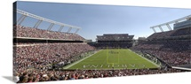 South Carolina Photographs Williams Brice Stadium: Home of the Gamecocks