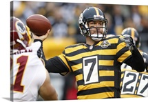 Steelers Redskins Football - Ben Roethlisberger